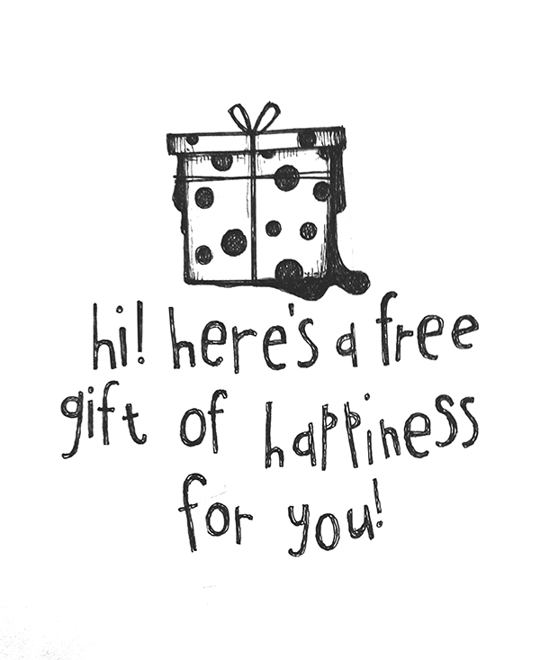 free happiness small